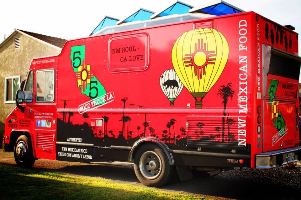 Puerto Rican Food Truck In Los Angeles