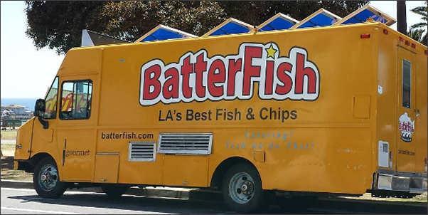 Batter Fish