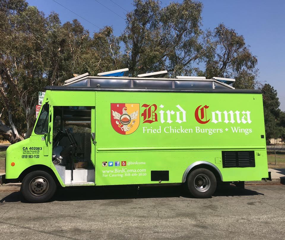 Bird Coma
