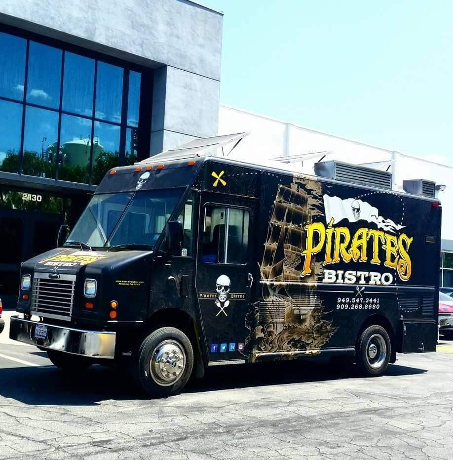 Pirate's B