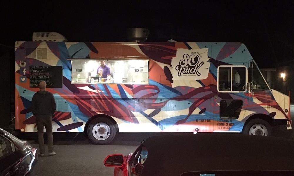 Soul Food Bistro Food Truck