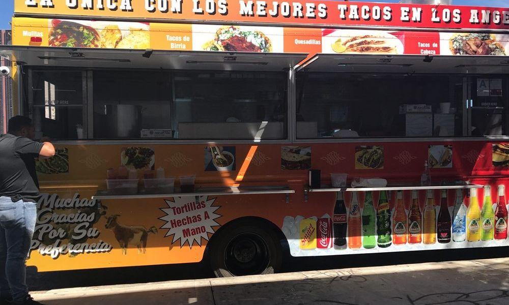 Tacos y Birria La Unica: Catering Los Angeles - Food Truck