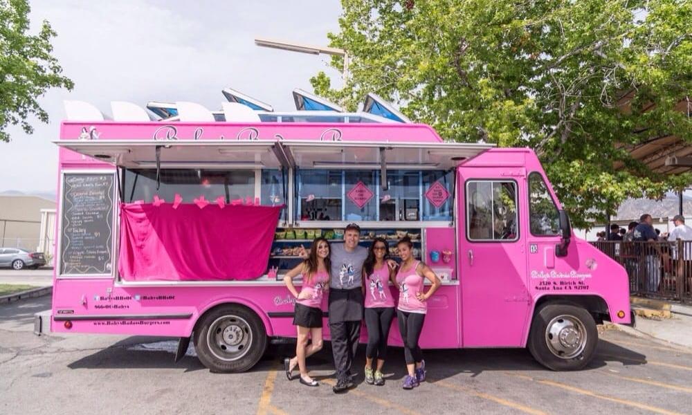 Hawaiian Food Trucks Orange County