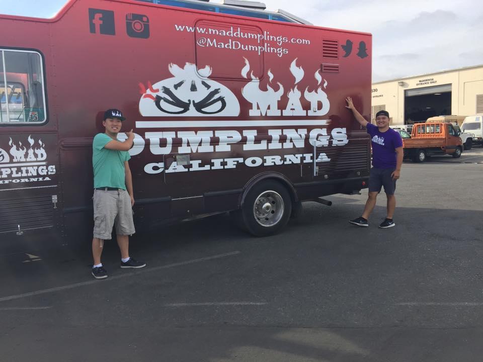 Mad Dumplings