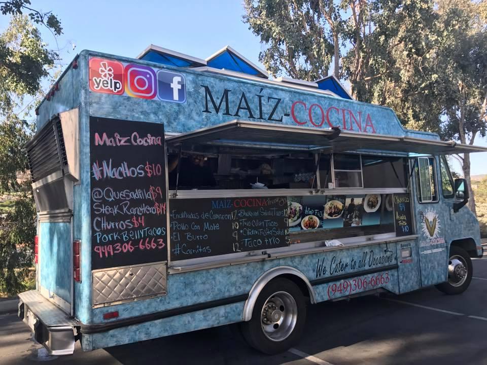 Maiz Cocina