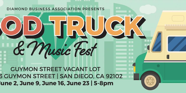 San Diego Food Truck Festival