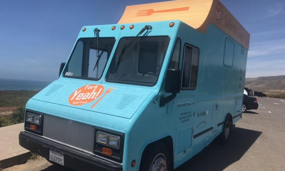 Dog Food Truck San Diego