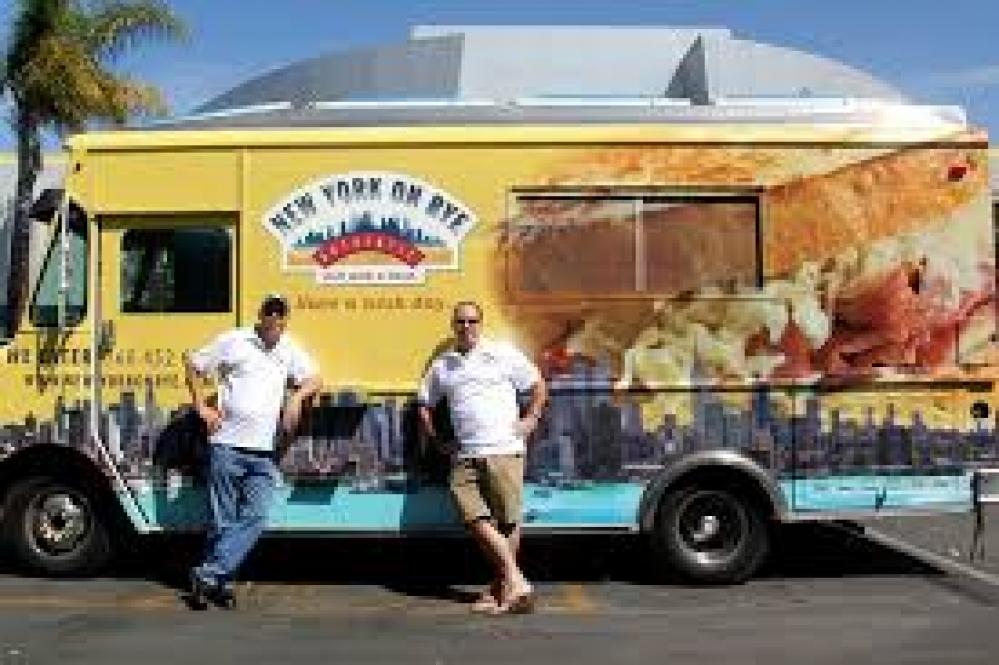 Currywurst Frankfurt - San Diego Food Trucks - Roaming Hunger