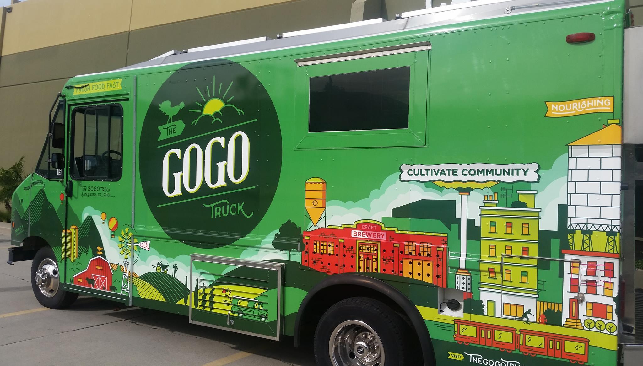 The Go Go Truck