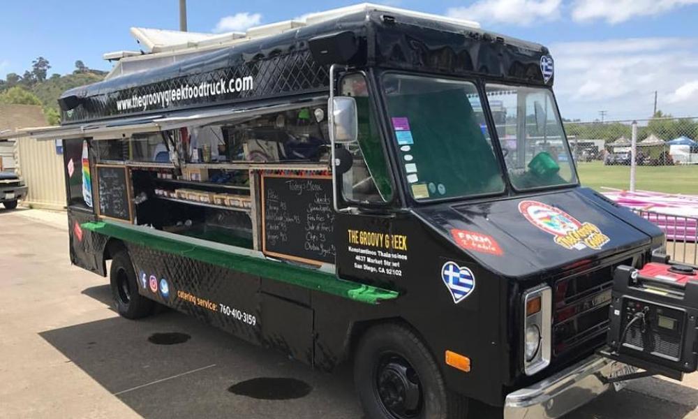 Mexican Food Truck San Diego